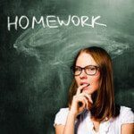 домашнее задание вконтакте